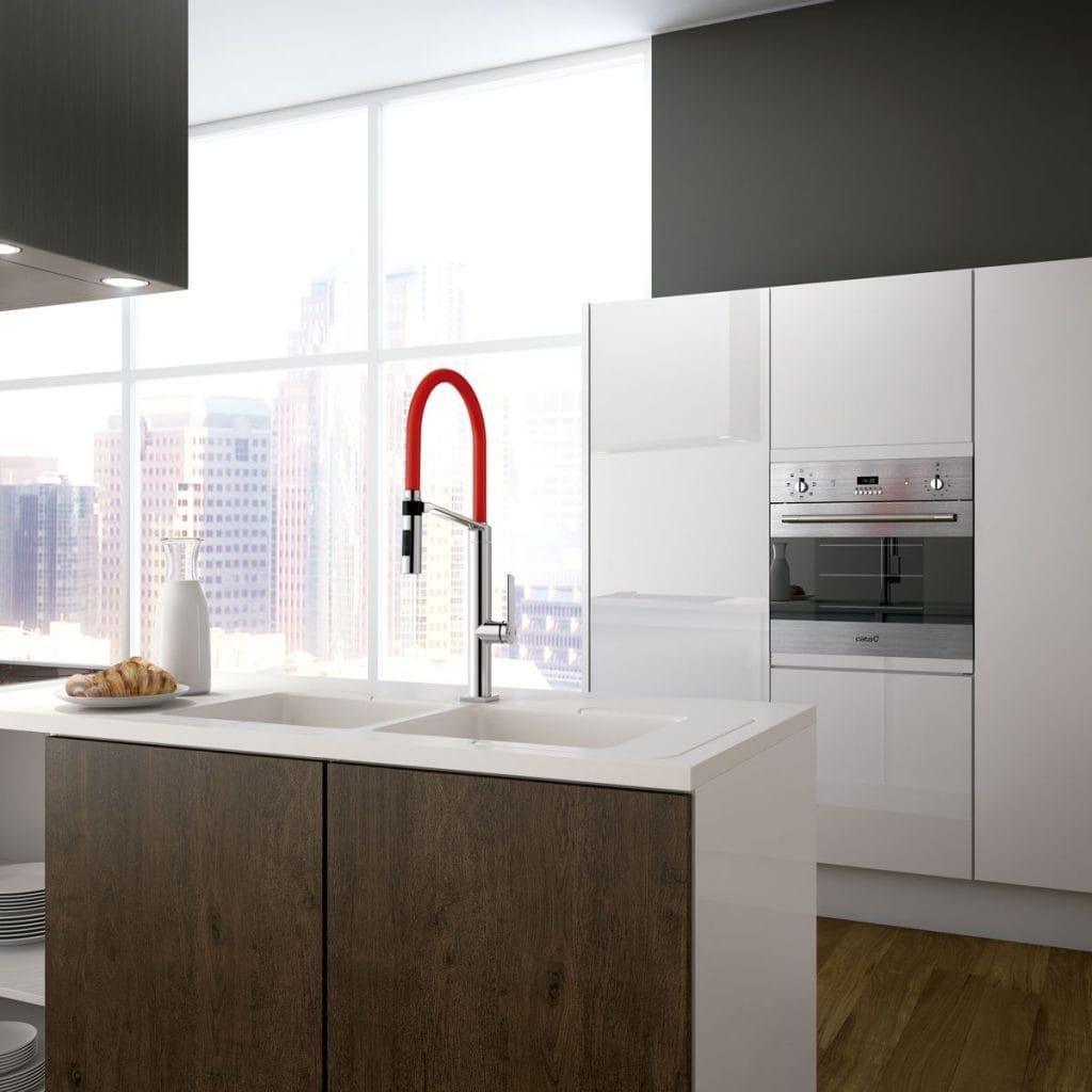 Misturador-Monocomando-para-Cozinha-de-Mesa-DOC-ChromeRed-1024×1024